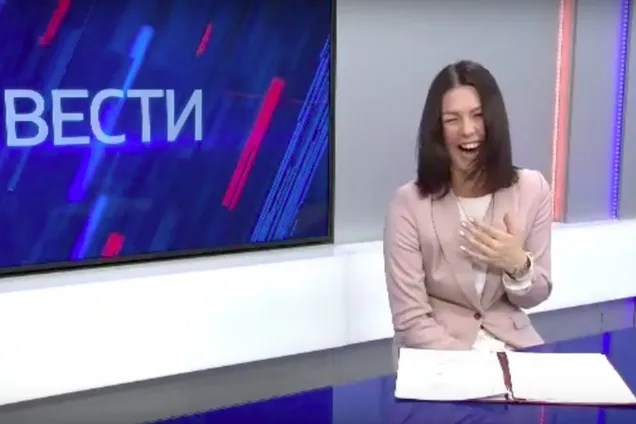 Ведущая рассмеялась из-за новости о льготах