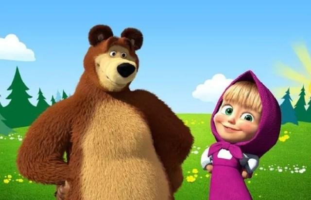 ''Маша и Медведь'': не показывайте детям это истеричное г*вно