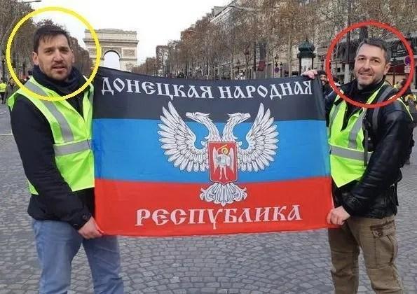 """У Франції вивчають причетність РФ до руху """"Жовті жилети"""""""