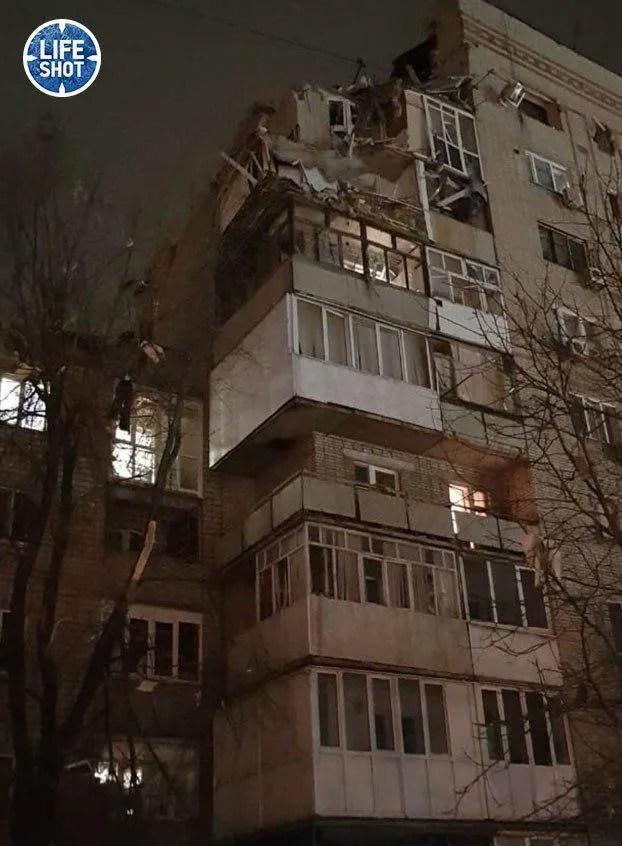 У Росії знову обвалилася багатоповерхівка: з'явилися перші фото і відео