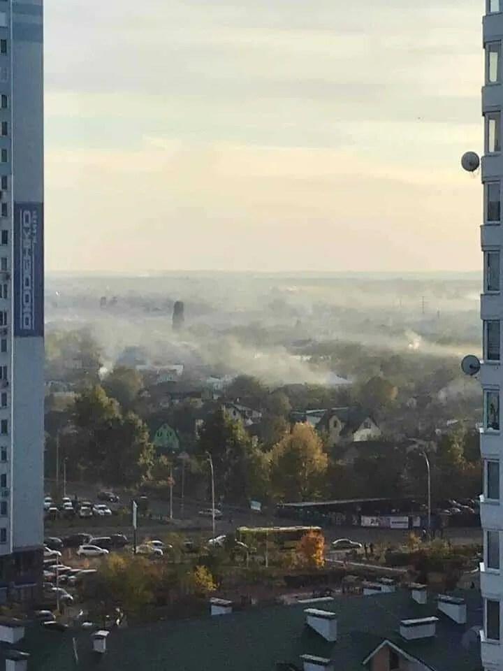 Так виглядають дачі на Осокорках у Києві