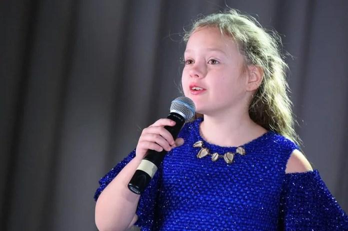 10-летняя Софийка