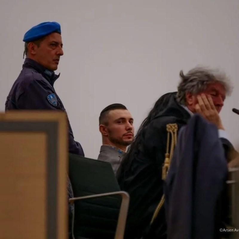 """""""Завжди захищатиму Україну"""": нацгвардієць виступив із останнім словом у суді Італії"""