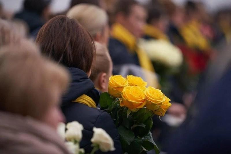 """У """"Борисполі"""" зустріли жертв аварії літака МАУ"""