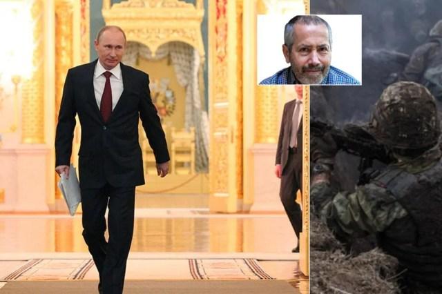 Леонид Радзиховский о Владимире Путине и войне на Донбассе