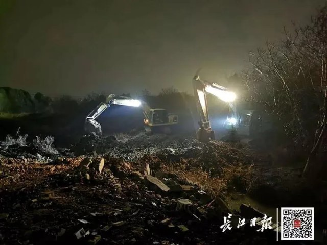 В Китае срочно строят больницу