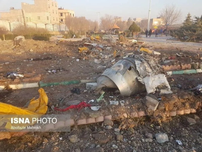 В Ірані розбився літак МАУ із 180 пасажирами на борту