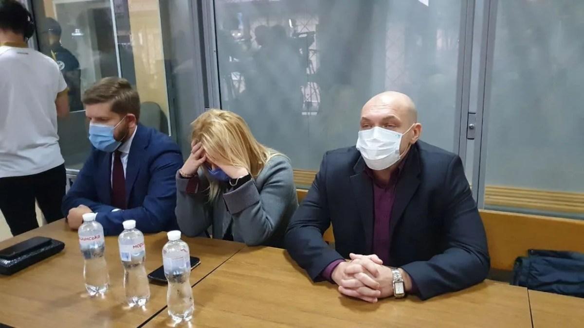 Саєнко в суді