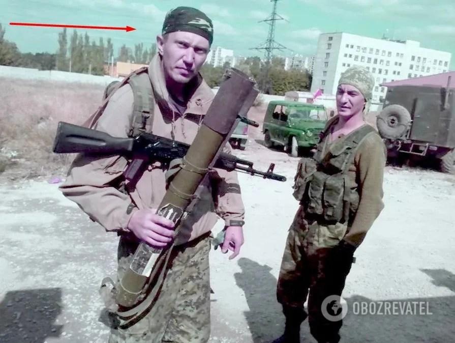 Громадянин Казахстану, російський найманець Євген Щербак воював проти України на Донбасі.