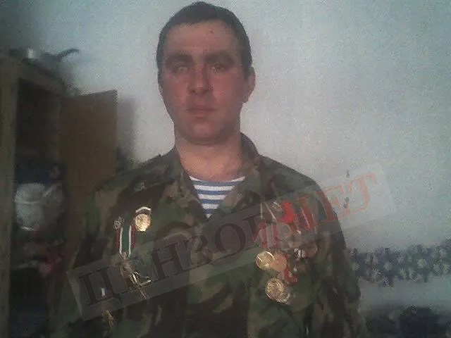 "Олег Кулиев (""Сильвер"""
