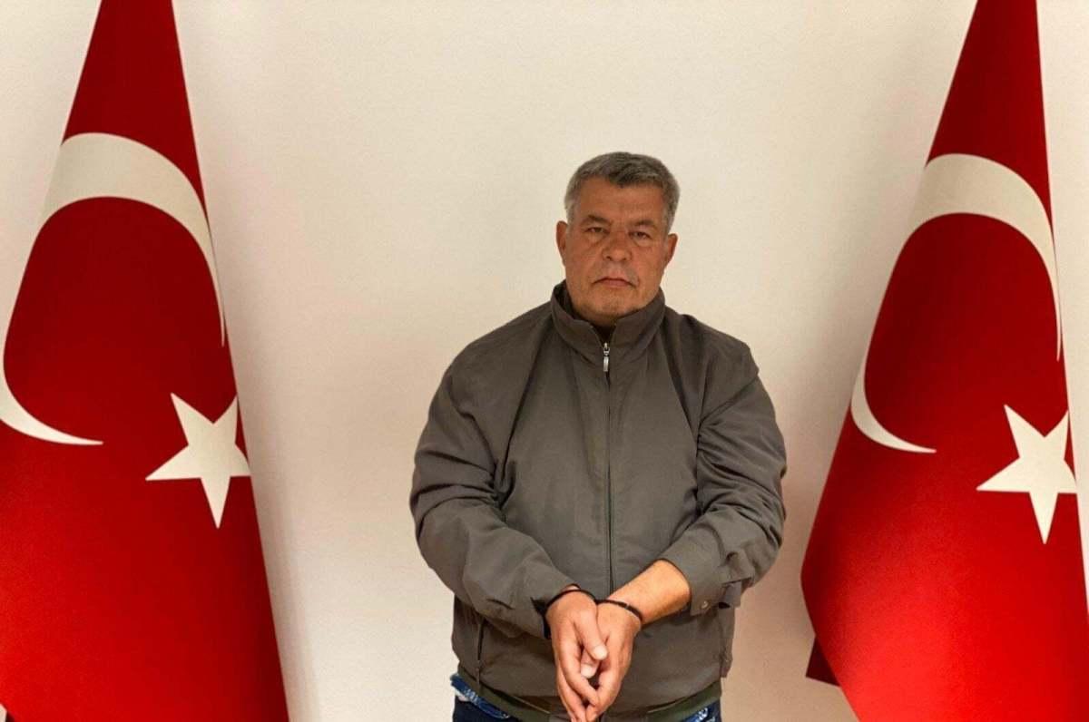 Турецькі спецслужби захопили в Одесі курда Ісу Озера