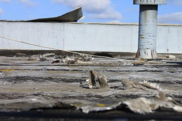 Тепло теряется через крышу