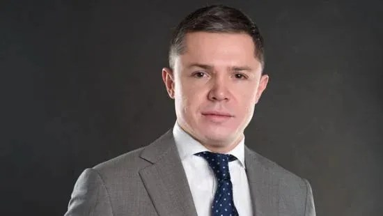 Кирило Гарник став київським суддею.