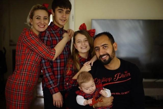 Семья подростка