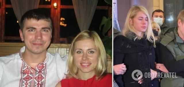 Вдова Антона Полякова – Галина Полякова