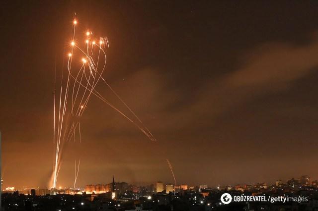 Противостояние Палестины и Израиля