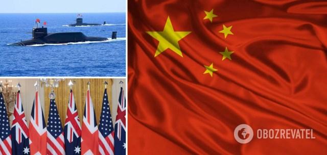 США задумали стримати Китай і створили новий альянс AUKUS