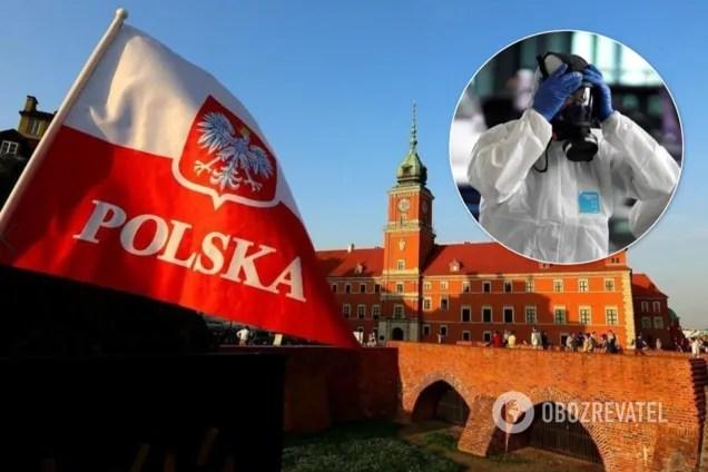 В Польше коронавирус убил еще одного человека