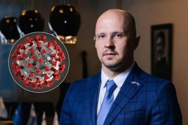 У сына Вельможного подтвердили коронавирус, нардеп под подозрением