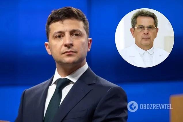 Владимир Зеленский и Илья Емец