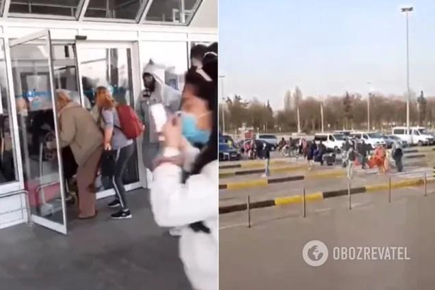 """Скандал с украинцами из Вьетнама: версия пассажира о стычках в """"Борисполе"""""""