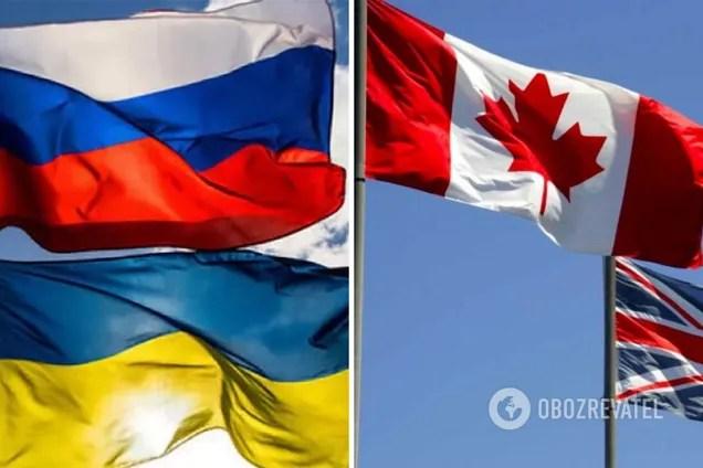 Колонії і метрополії: Україна – Росія, Канада – Англія