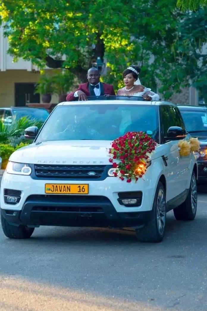 Kenyan millionaire weds best friends hours apart in LAVISH weddings
