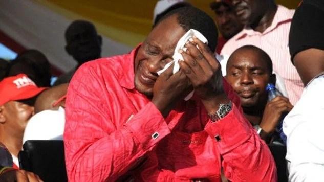 Uhuru tells off Mike Sonko after he declared himself president of Kenya