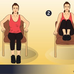 Sitting Down Chair Exercises Inada Massage Chairs 7 To Strengthen The Abdominal Muscles And Burn Fat While Credit Betterme