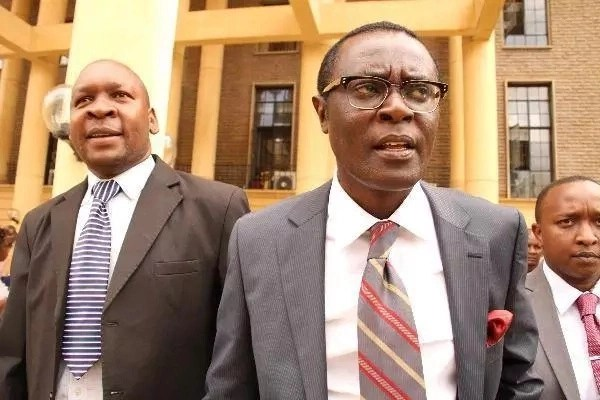 Igathe should not have asked for Sonko's TRUST. Sonko is NOT a Girl - Mutahi Ngunyi