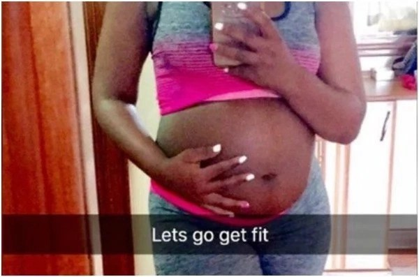 Mike Sonko's daughter teases with a SCINTILATING picture