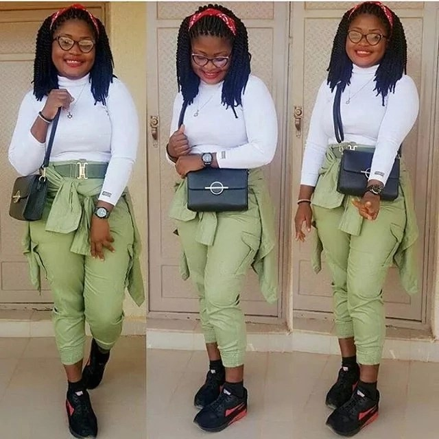 smngoz1cgnconskra8.4d0743f5 - NYSC Most beautiful , Sexy , Dope , Frosh and Delicious Female Corps Members
