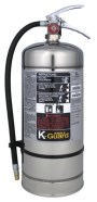 Class K fire extinguishers and when to use them