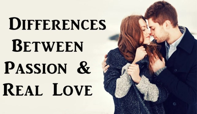Love or passion: what is the difference