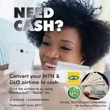 How to Convert MTN Airtime to Cash in Nigeria