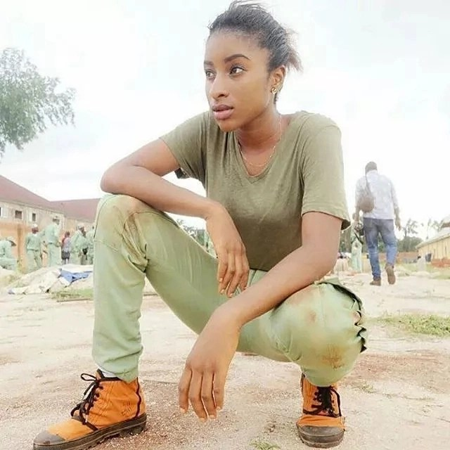 smngoz2tsivv554h4g.75b93a5d - NYSC Most beautiful , Sexy , Dope , Frosh and Delicious Female Corps Members