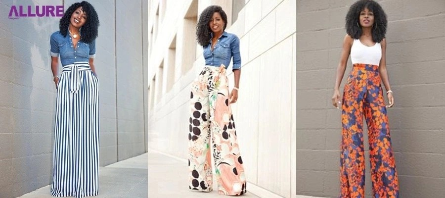 Best 10 Palazzo Trousers In Nigeria And Their Prices