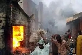 Punishment For Arson In Nigeria