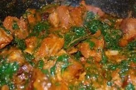 Learn How To Cook Efo Riro Stew With Bitter Leaf