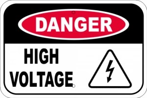 Striking difference between danger sign & hazard sign