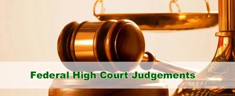 6 Functions Of High Court In Nigeria
