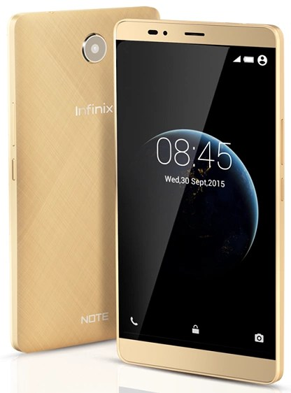 Infinix Note 2: Review, Specification and Price