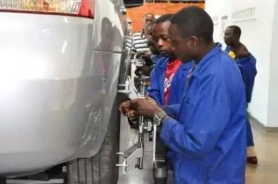 List of Vocational Training Centres in Lagos