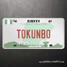 How to Get Special Plate Number in Nigeria