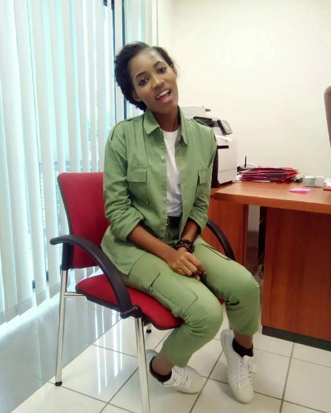smngoz6qk81773d13.f200771c - NYSC Most beautiful , Sexy , Dope , Frosh and Delicious Female Corps Members