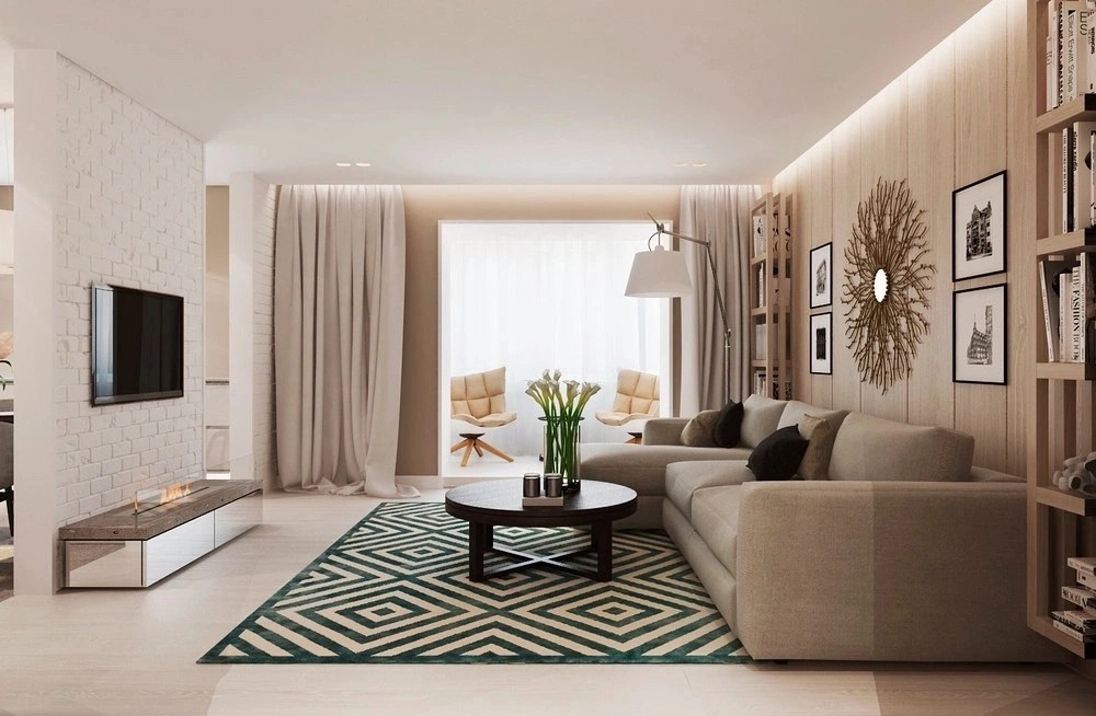 Picking The Right Sofa For Your Interior; Leather Or Fabric?