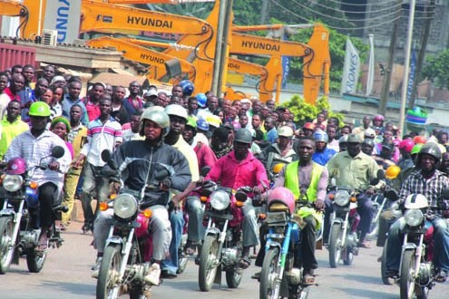 How to Start Okada Business in Nigeria