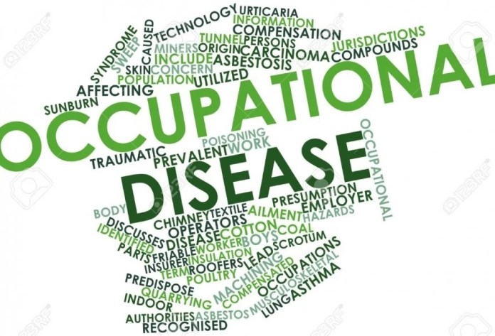 10 Most Common Occupational Diseases