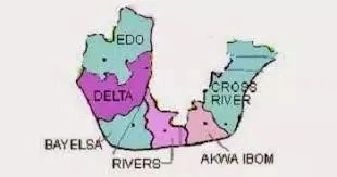 South-South Geopolitical Zone in Nigeria, its States and their Economic Activities