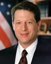 US Vice President Al Gore